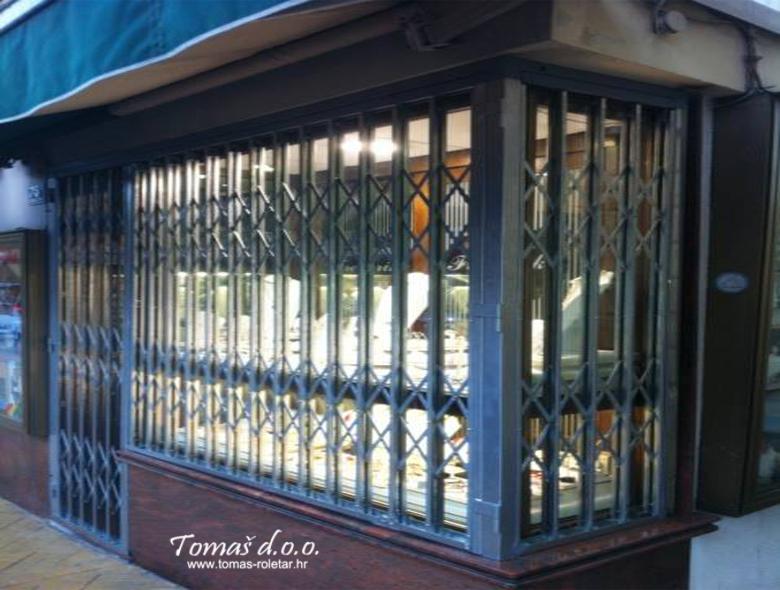Rešetkasta Vrata Tomaš 001