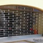 Rešetkasta Vrata Tomaš 005