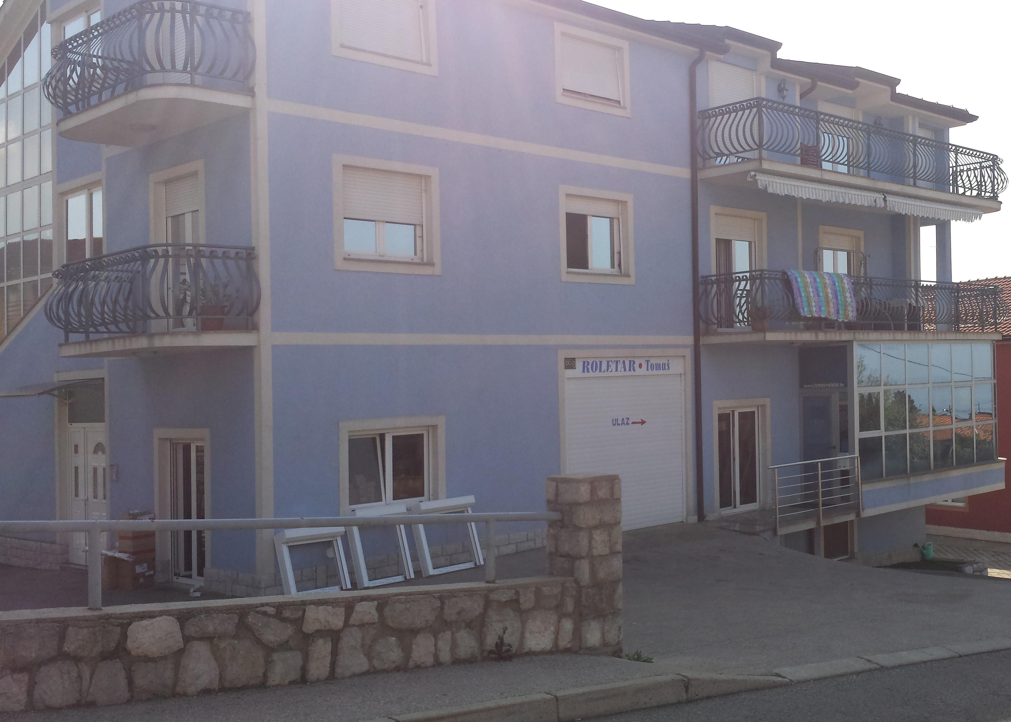 Tomaš d.o.o. ured i izložbeni salon  Rijeka
