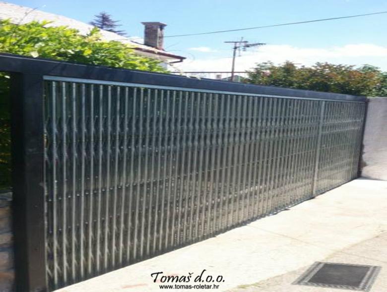 Rešetkasta Vrata Tomaš 004