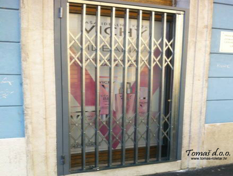 Rešetkasta Vrata Tomaš 007