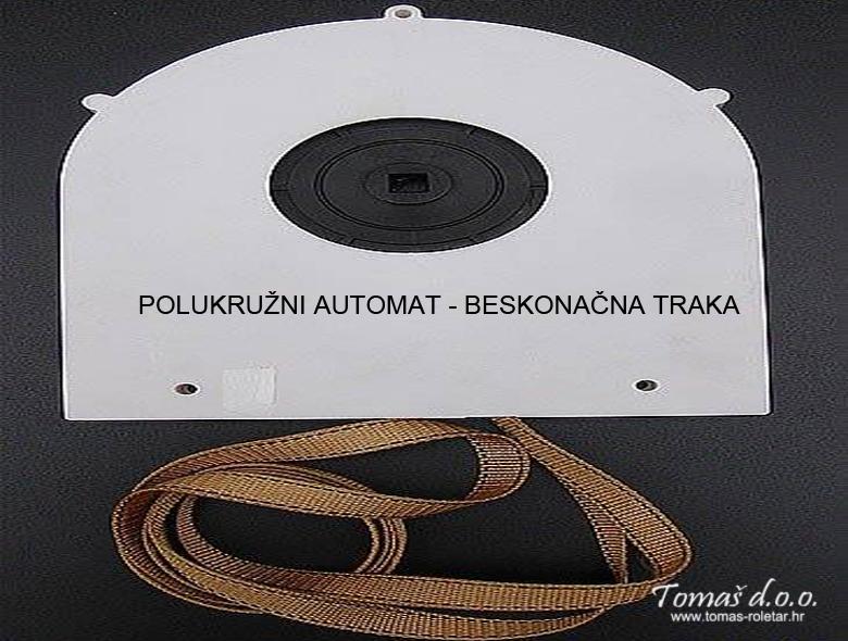 Rezervni dijelovi Tomaš d.o.o. polukružni automat-beskonačna traka