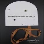 Rezervni dijelovi Tomaš d.o.o. polukružni automat sa žabicom