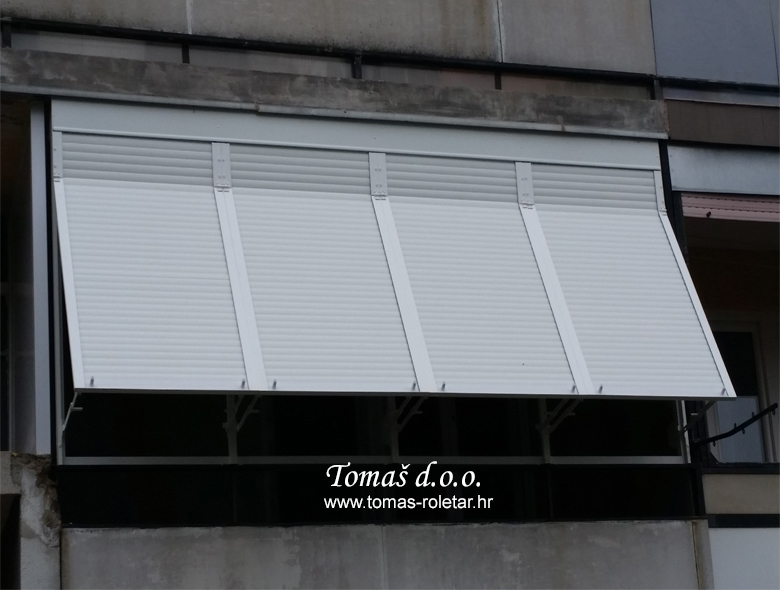 Nove aluminijske rolete Tomaš